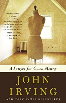 Paperback A Prayer for Owen Meany: A Novel (Ballantine Reader's Circle) Book