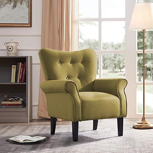 Belleze Modern Accent Chair Roll