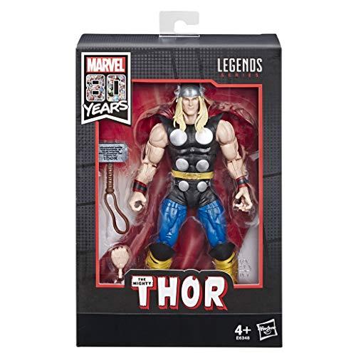 Hasbro Marvel Legends Series- Classic Thor Marvel 80esimo Anniversario, Multicolore, E6348E48