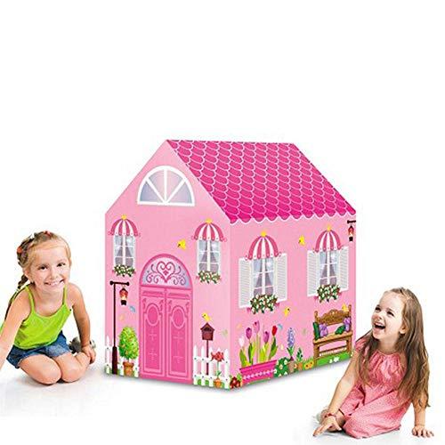 Speelhuisje fruit prinses speelhuis brandweerman dierspeelgoed voor kinderen, Candy Castle draagbare speelgoedwinkel simulatie speelgoedhuis