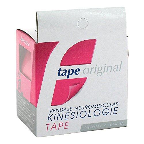 tape-original Kinesiologie-Tape - pink - 1 Rolle