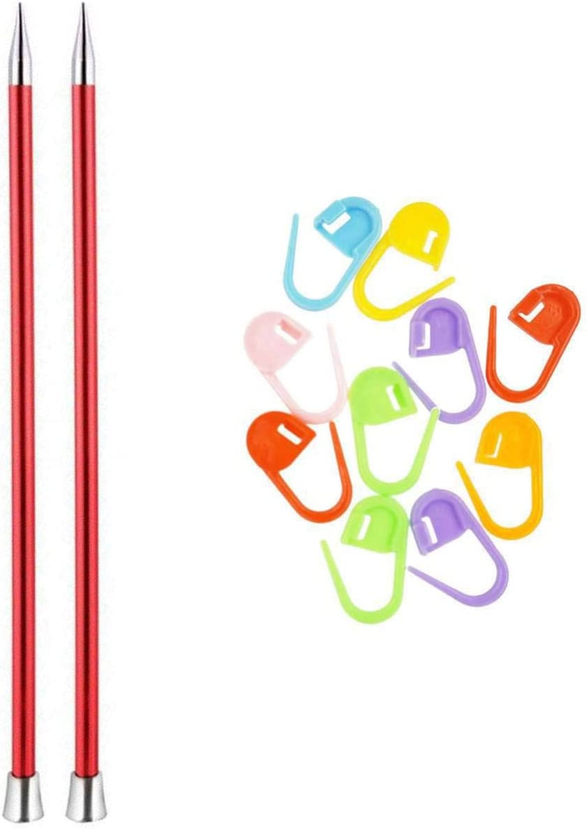 Knitter's Our shop OFFers the best service Pride Special Campaign Knitting Needles Zing Straight 14 US inch 1 Size