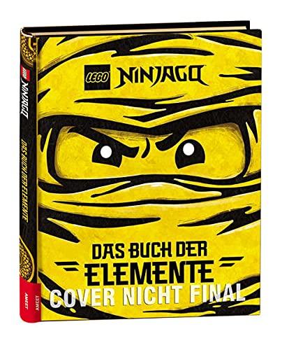 LEGO® NINJAGO® – Das Buch der Elemente