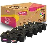 Excellent Print C1660 Compatible Cartucho de Toner para DELL C1660 C1660W C1660CN C1660CNW