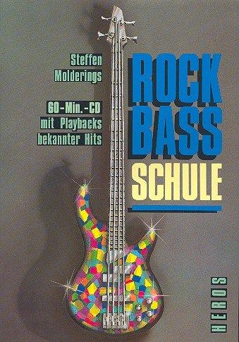 Rock-Baß-Schule Band 1 (+CD)