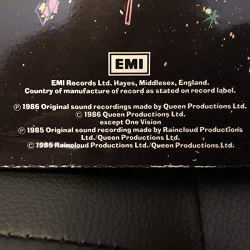 A kind of magic (1985/86) [Vinyl LP] - 9