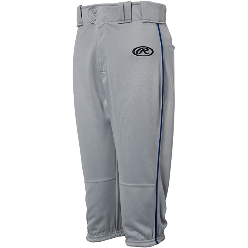 Rawlings Youth Launch Piped Knicker Baseball Pant