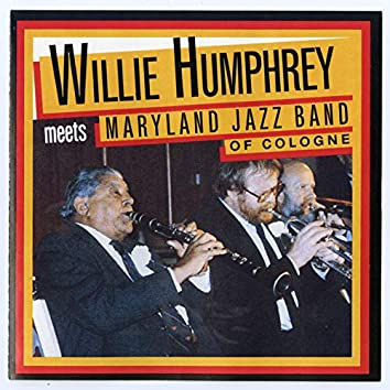Willie Humphrey Meets Maryland Jazz Band of Cologne