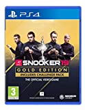 Snooker 19 Gold Edition - PlayStation 4 [Importación inglesa]