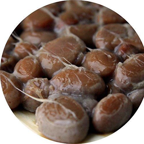 洞爺湖サミットで採用された、文志郎の鹿角納豆