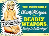 Deadly Weapons - 1974 - Movie Poster