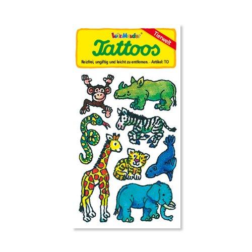 44523 Tattoo Zootiere 3 0
