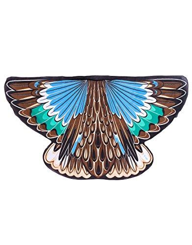 Dreamy Dress-Ups 65004 Wings, Flügel, Blue-Winged Teal Duck, Vogel Blauflügelente Anas discors