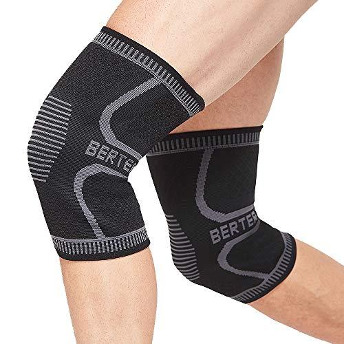 BERTER Knee Brace for Men Women