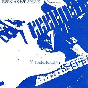 Blue Suburban Skies (1987 Remastered)