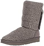 Ugg Australia Mujer Purl Cardy Knit Textile Leather...