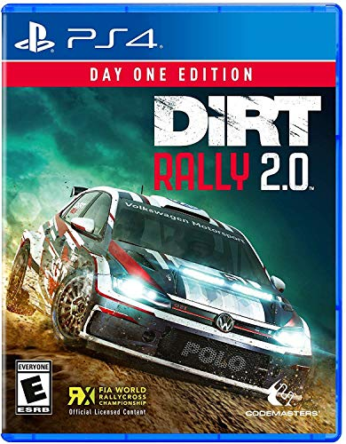 DiRT Rally 2.0 - PlayStation 4