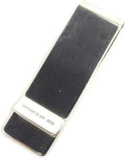 ティファニー マネークリップ 札ばさみ シルバー メンズ Tiffany&Co. 中古 T8506