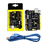 KEYESTUDIO V4.0 Development Board for Arduino UNO R3 with USB Cable