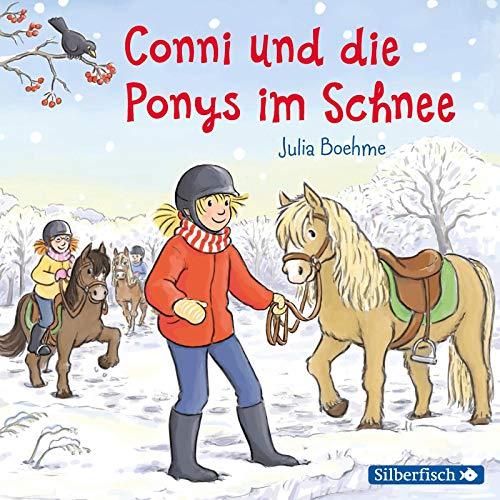 Conni und die Ponys im Schnee (Meine Freundin Conni - ab 6): 1 CD