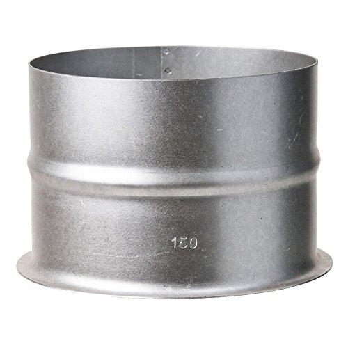 MULDENTHALER Wandfutter, einfach, FAL, ø 110 mm