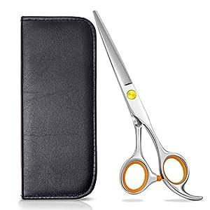 Beauty Shopping Hair Cutting Scissors, Stainless Steel Hair Scissors Shears Barber Scissors Beard
