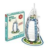 CubicFun 3D Puzzle S-Serie Burj al Arab - Dubai