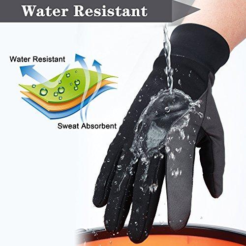 OZERO Men's Winter Thermal Gloves