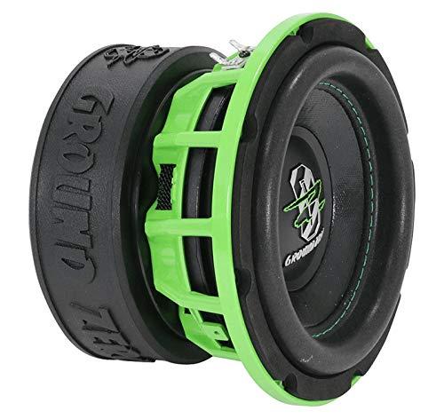 Ground Zero GZHW 16SPL Green Edition   16 cm SPL Subwoofer
