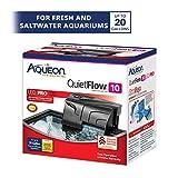 Aqueon QuietFlow LED PRO Aquarium Power Filter 10