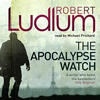 The Apocalypse Watch cover art