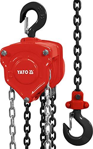 Yato Yt-58955–Chain Block 5,0T