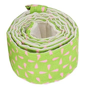 Pan Strips Super Girls for Kitchen Home Women Pink green 78043C