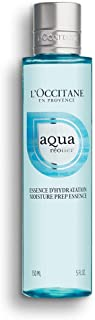 L'Occitane Refreshing Water-Based Aqua Reotier Moisture Prep Essence Enriched with Hyaluronic Acid, 5 fl. oz.