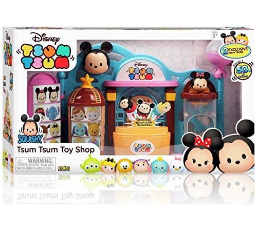 speel Goed 08380Disney Tsum Parte Set, Multicolor