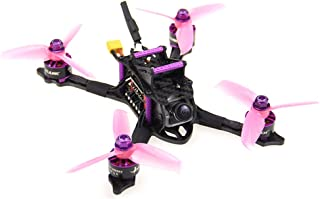 HGLRC XJB145 FPV Racing Drone BNF F4 Flight Controller 35A Blheli32 4 in 1 ESC Forward MT Switchable VTX 1407 3600KV Brushless Motor RC Drones Quadcopter (FRSKY XM+)