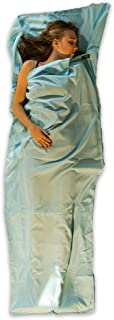 LOWLAND OUTDOOR Ranger Featherlite Sac de Couchage en Duvet Bleu 210 x 80 cm