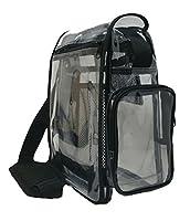 Stadium Bag Clear Mini Cross Body Bag