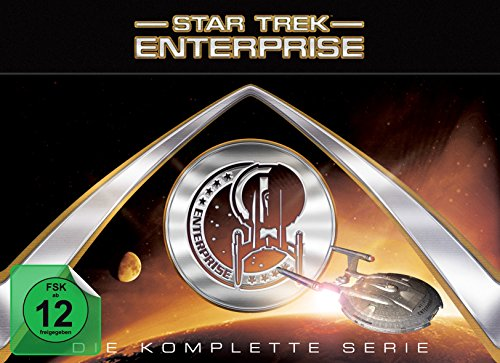 Star Trek - Enterprise: Die komplette Serie [27 DVDs]