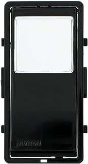 Leviton VPTKT-E, Color Change Kit for Vizia + 24 Hour Timer, Black