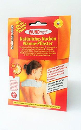 5 Stück Jumbo XL Wärmepflaster für Nacken und Schulter - langanhaltende Wärme bis zu 8 Stunden, schmerzlindernd, Maße: 30 x 9,5 cm