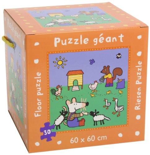 Petit Jour Eveil - Puzzle de Sol - Mimi - 30 Pièces