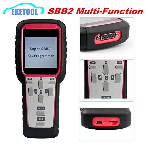 Amazing Deal SBB2 Key Programmer SBB3 PRO3 Handheld Scanner Powerful Function Than Old SBB/CK100 Sup...
