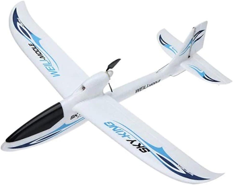 Raautobusion Drone giocattoli F959 2.4G High energia 3 Canali con Motori ad Alta velocit¨¤ per Aerei a propulsione Posteriore Blu