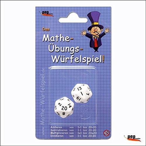 Mathe-Übungs-Würfelspiel!: Mathe-Würfelspiel!