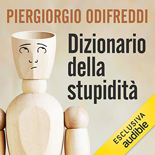 Dizionario della stupidità copertina