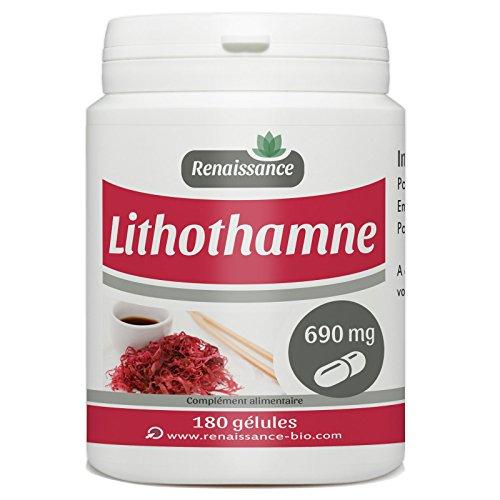 lithothamne - 690 mg - 180 gélules