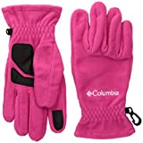 Columbia Guantes para mujer, W Thermarator Glove, Poliéster, Rosa (Cactus Pink), Talla L, 1555861
