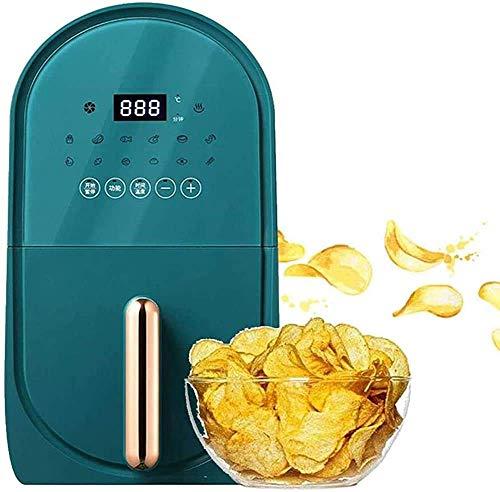 3-Liter-Luft-Fritteuse-Toaster und 1400 Wölfreier Herd mit 12 voreingestellten Funktionen Le'd Touchscreen Abnehmbarer...