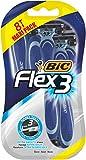 BIC Flex 3Comfort Herrenrasierer–8Stück